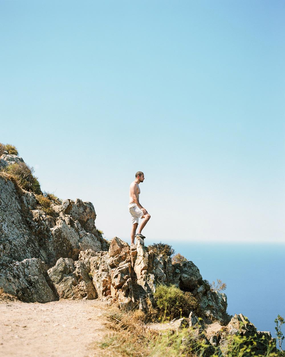 LES CALANQUES - Corsica