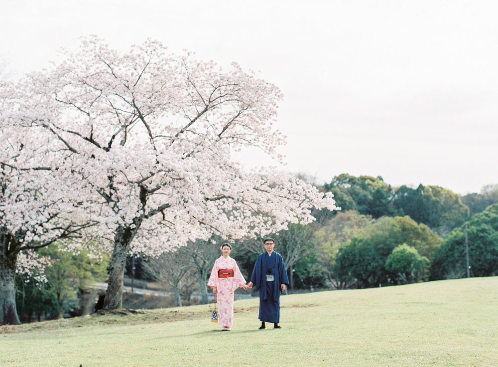 Yiting & Chen in Nara by CHYMO & MORE Photography
