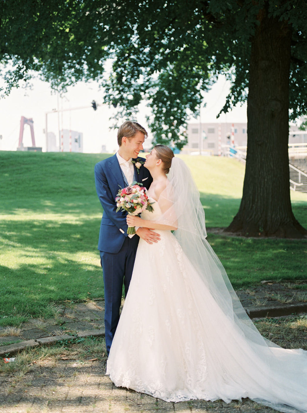 Fine Art Film Wedding Photographer in the Netherlands | CHYMO & MORE