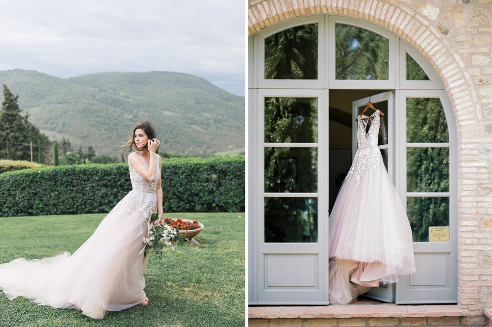 Fine Art Wedding Photographer Tuscany, Amalfi Coast, Italy