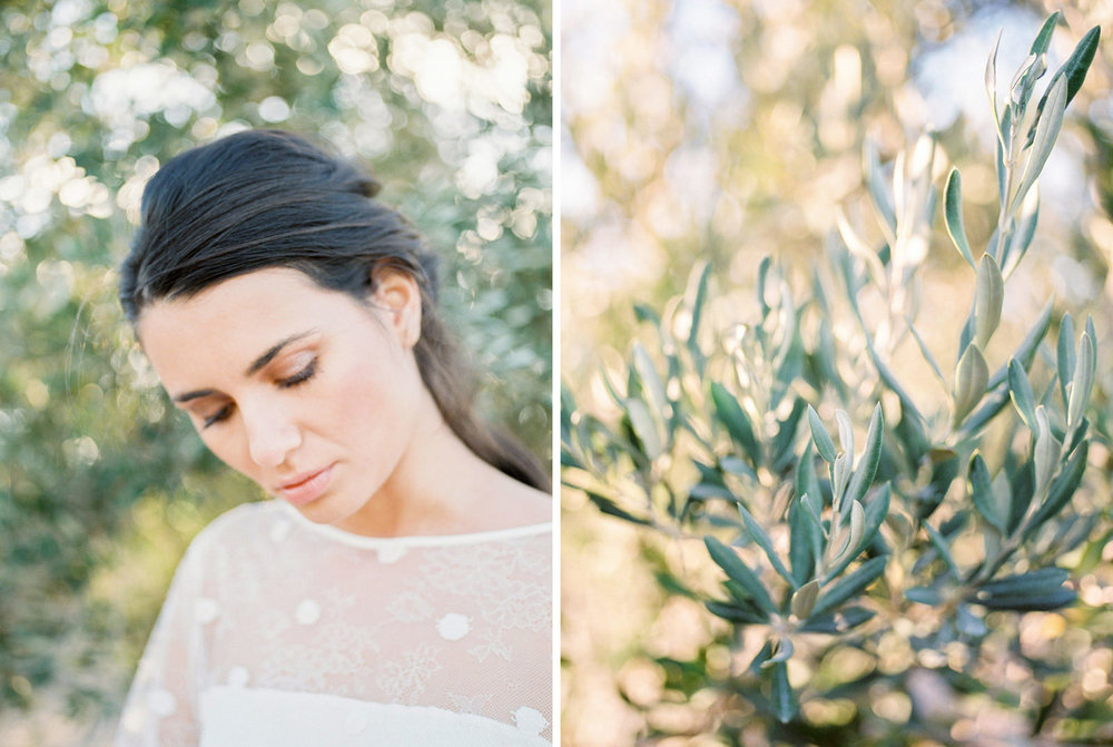 Organic Rustic Wedding Ideas in Italian Countryside