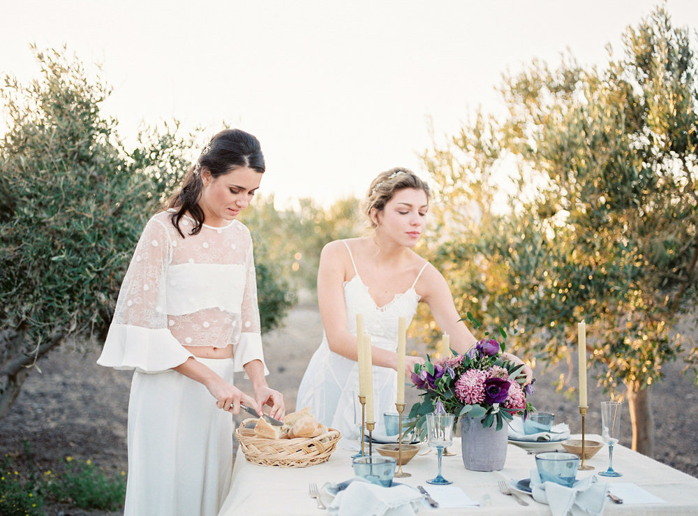 Italian Countryside Olivegrove Wedding Ideas