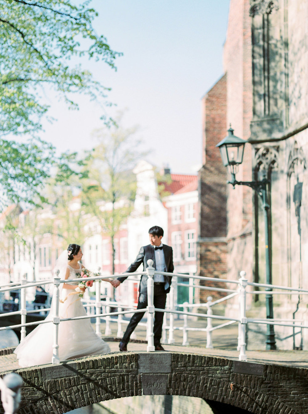Delft Prewedding Engagement Shoot Photographer