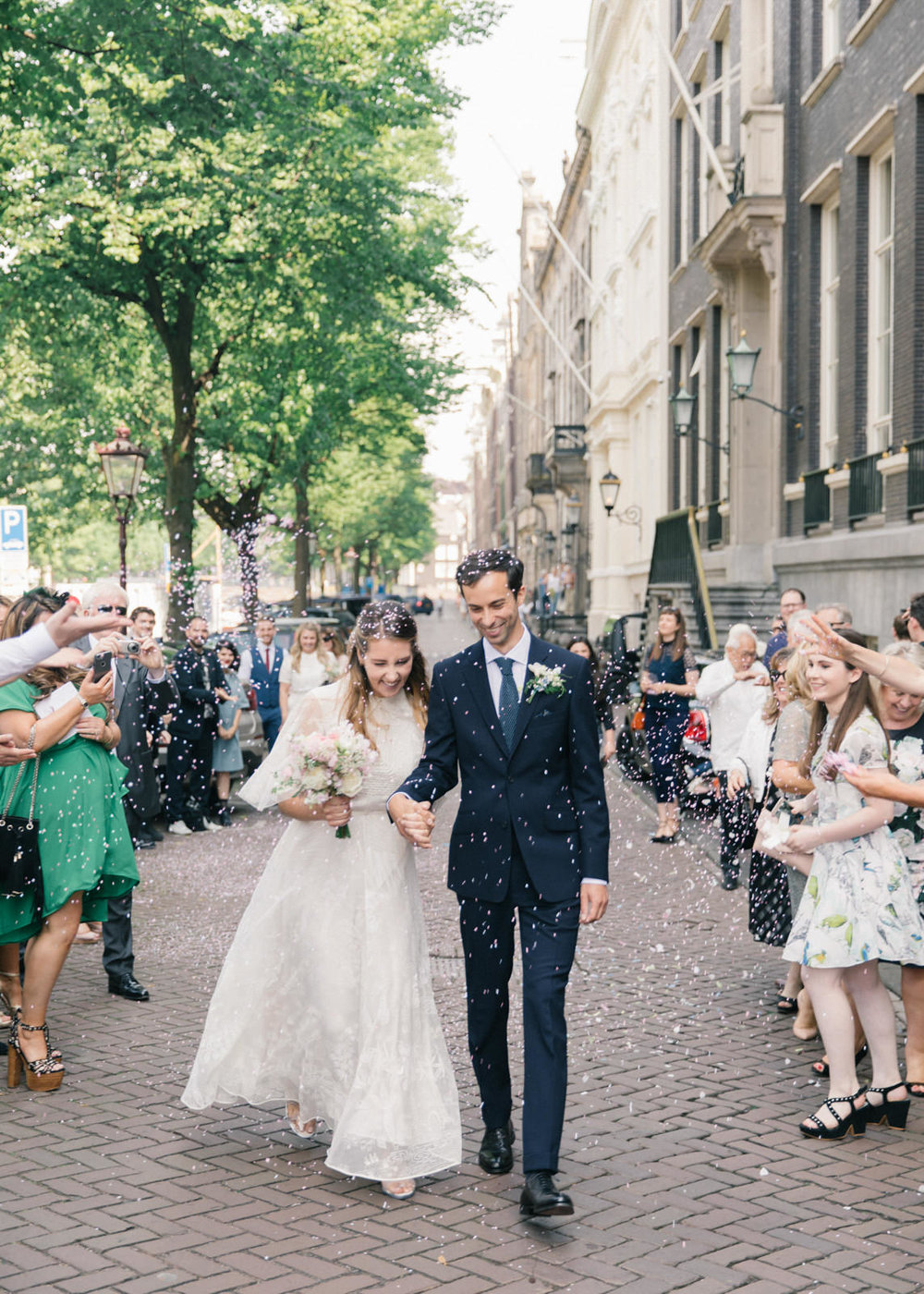 Bruidsfotografie Museum Van Loon Amsterdam - Fine Art Wedding Ph
