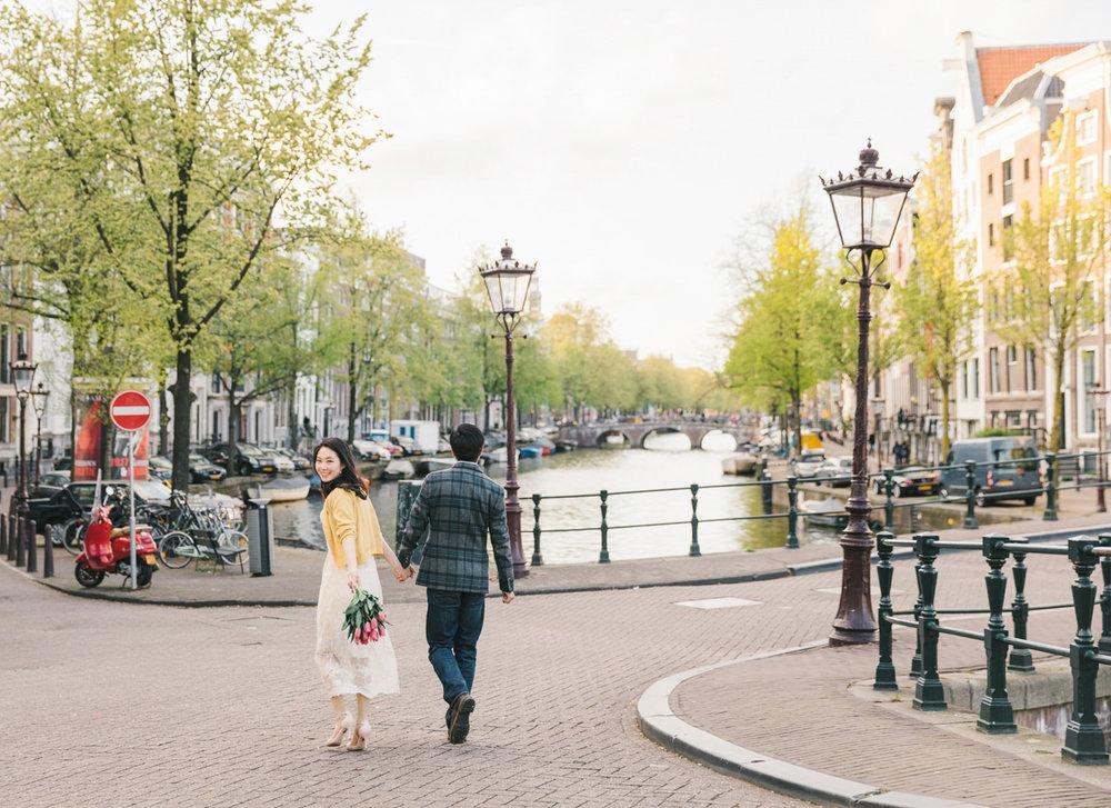 Best Amsterdam Engagement Portrait Photographer - CHYMO & MORE P