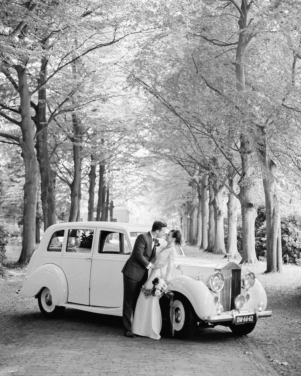 classic old mansion wedding   amsterdam, netherlands