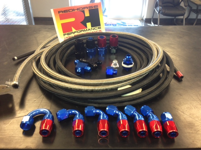 RedHorse AN Hose & Fittings