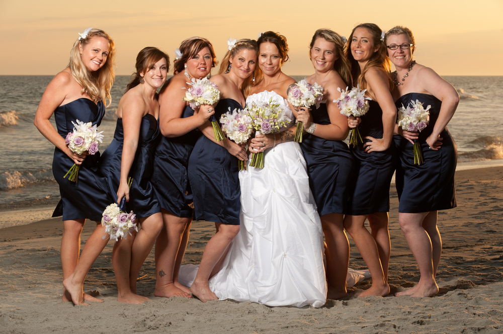 ocean isle beach wedding photographer