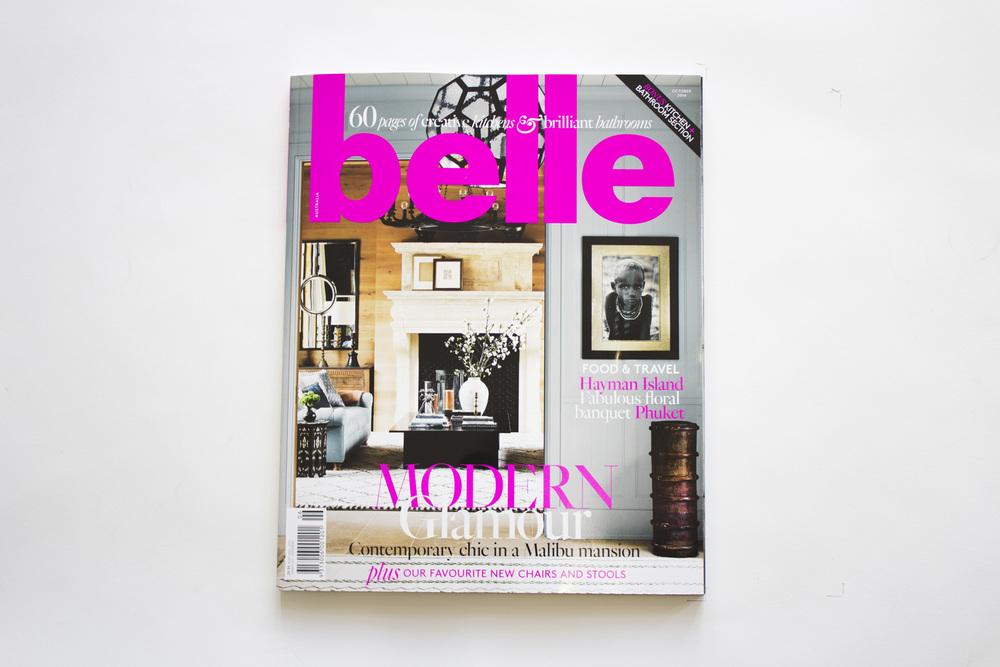 Belle Australia - Oct 2014