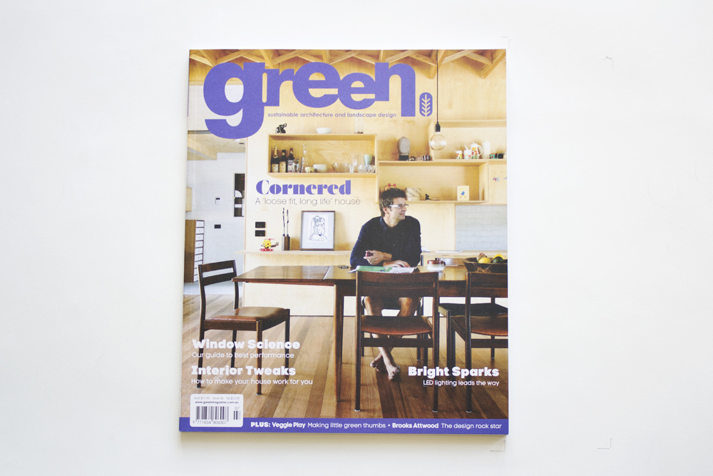 Green - Issue 32
