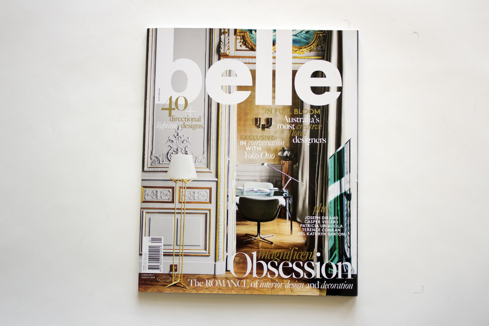 Belle Australia - Feb/ March 2014