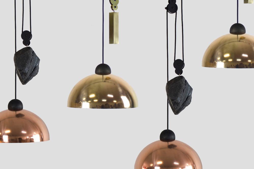 Up-Down Light has won best lighting at the 2014 Fringe Furniture Fair