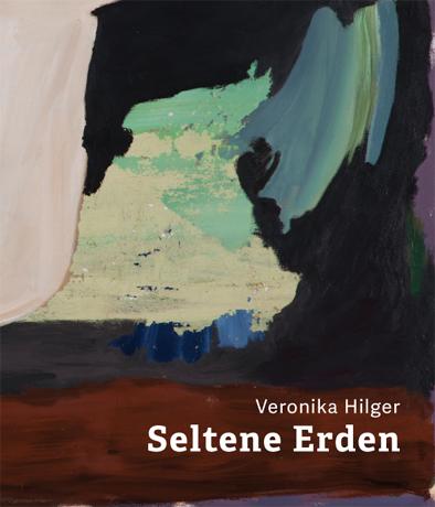 Katalogcover: Seltene Erden, 2016  mit einem Text von Viktoria W. Tiedeke