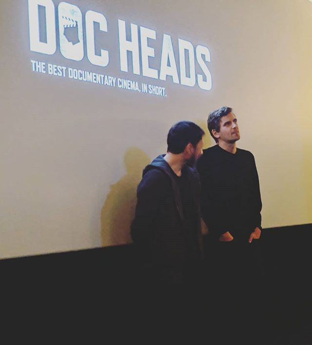 🎬 Brilliant @3hillstreet night out at the Cameo on Thursday for the screening of @duncancowles and @mrrosshogg's documentary 'Just Agree Then'. 🎥  We enjoyed all the shorts, congratulations to all the filmmakers and thanks to Doc Heads for organising the event.  We'd love to see more if these showcase screenings north of the border, hopefully this was the first of many! 🎞️ #docheads