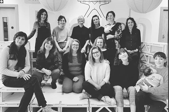 What an inspiring and exciting couple of days at @impacthubbrum with the best bunch of people! Watch this space to find out more about the network @CreativeScots are putting together to bring the #RadicalChildcare model to Scottish creative industries.