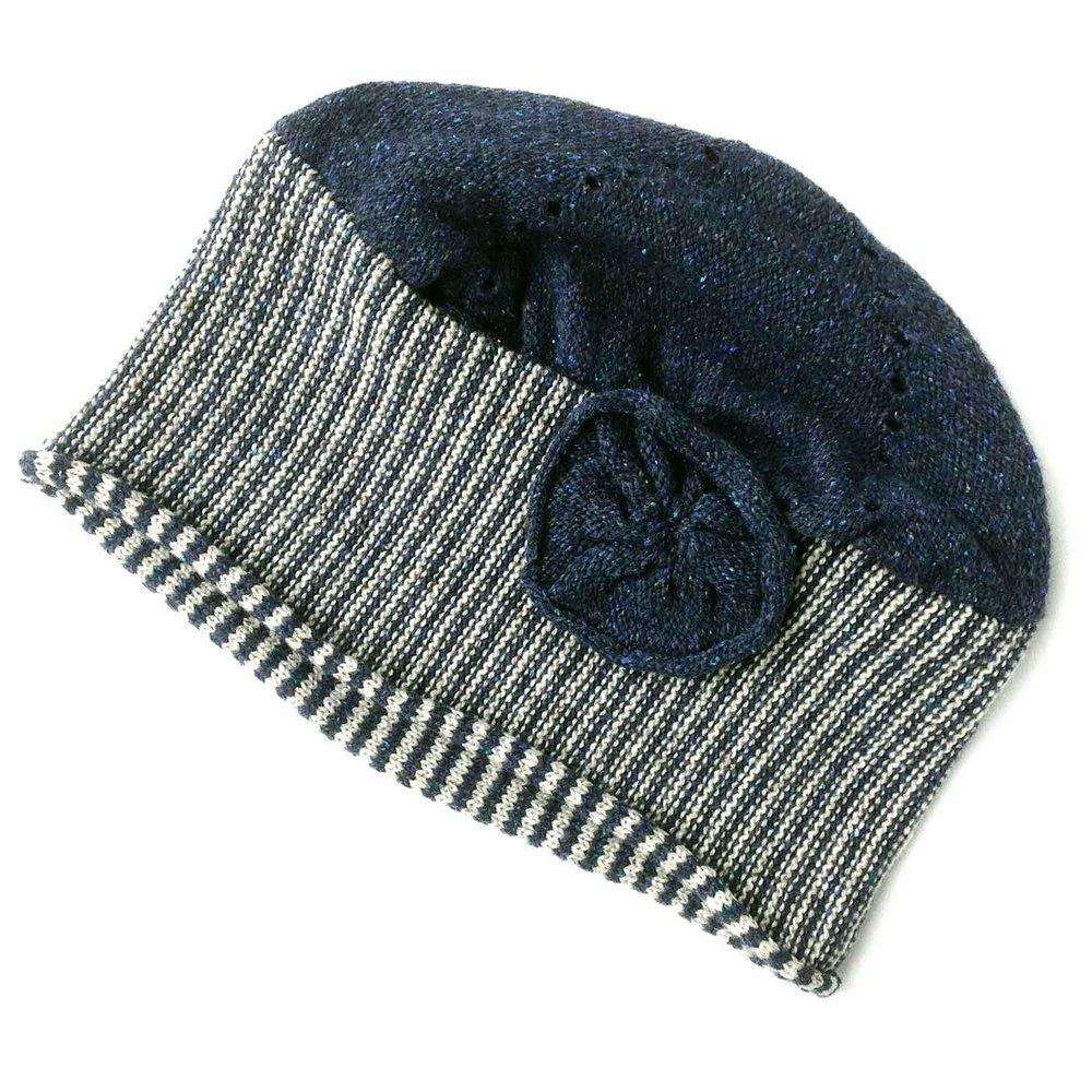 Susan-Holton-Knitwear-stripy-hat-in-midnight.jpg