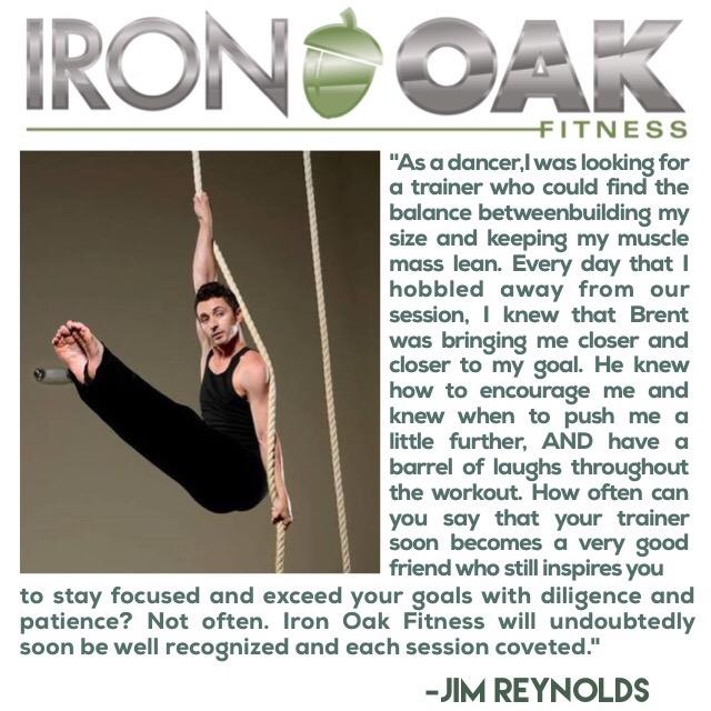 Jim Reynolds Testimonial