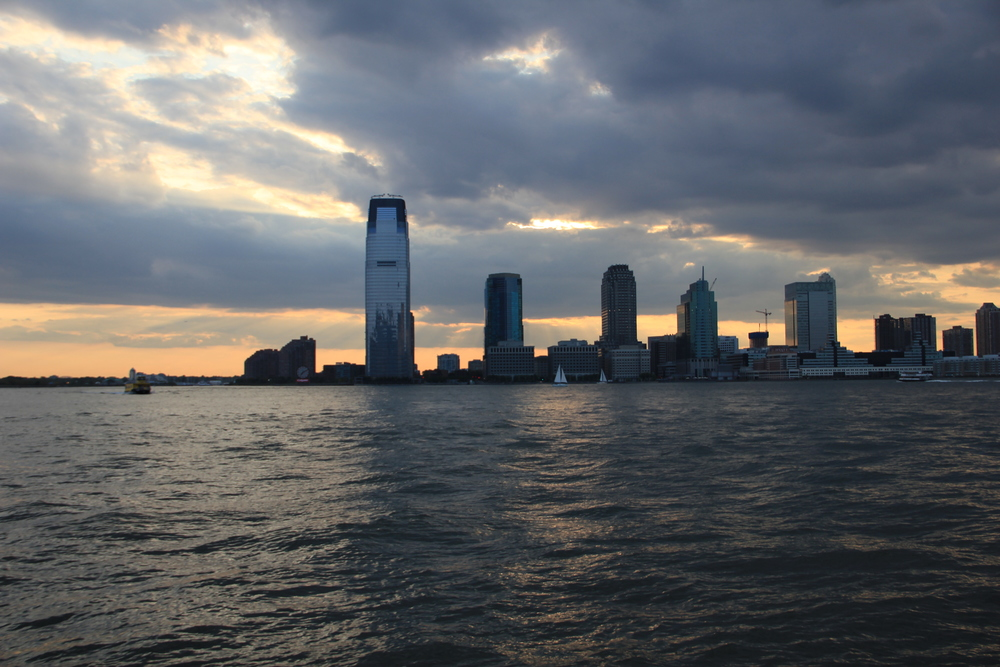 View from Battery Park