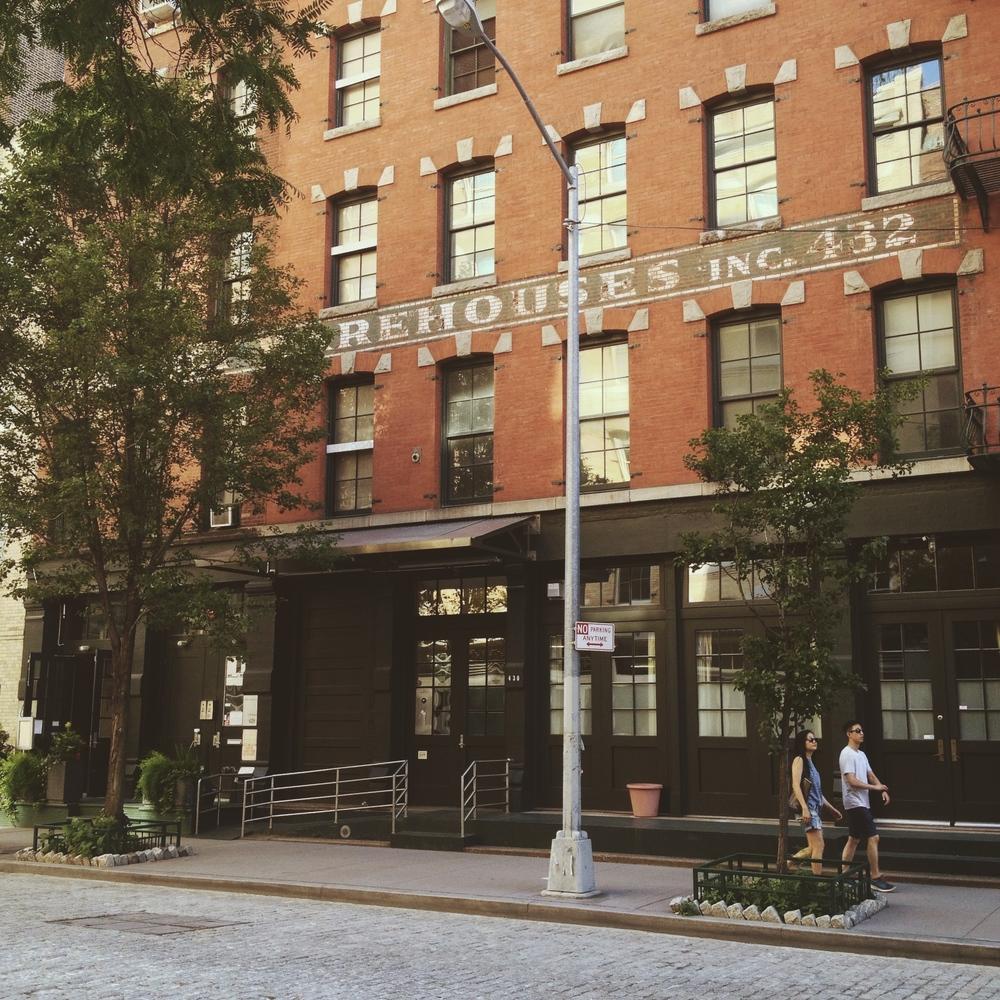 Hudson Street, Manhattan