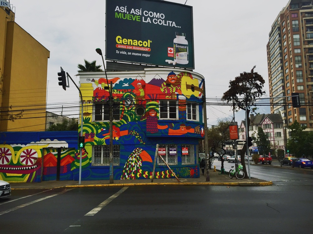 Incrocio tra Calle Bellavista e Calle Loreto.