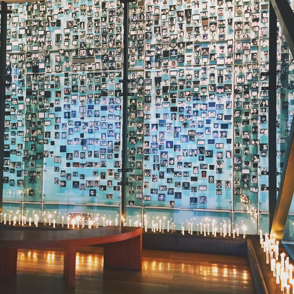 Museo de La Memoria Y Los Derechos Humanos - Santiago de Chile