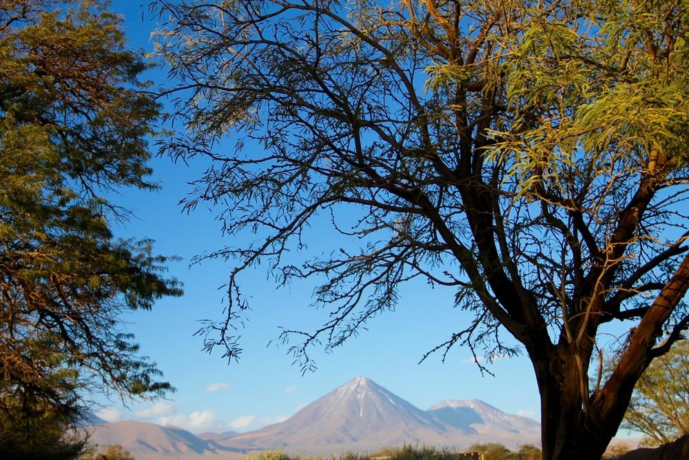 Vulcano Licancabur - Confine tra Cile e Bolivia