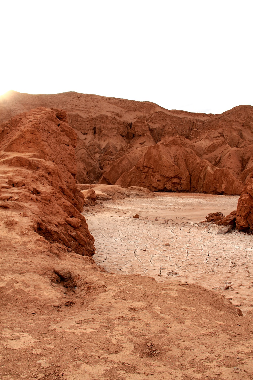 Valle de La Muerte - Valle de La Luna