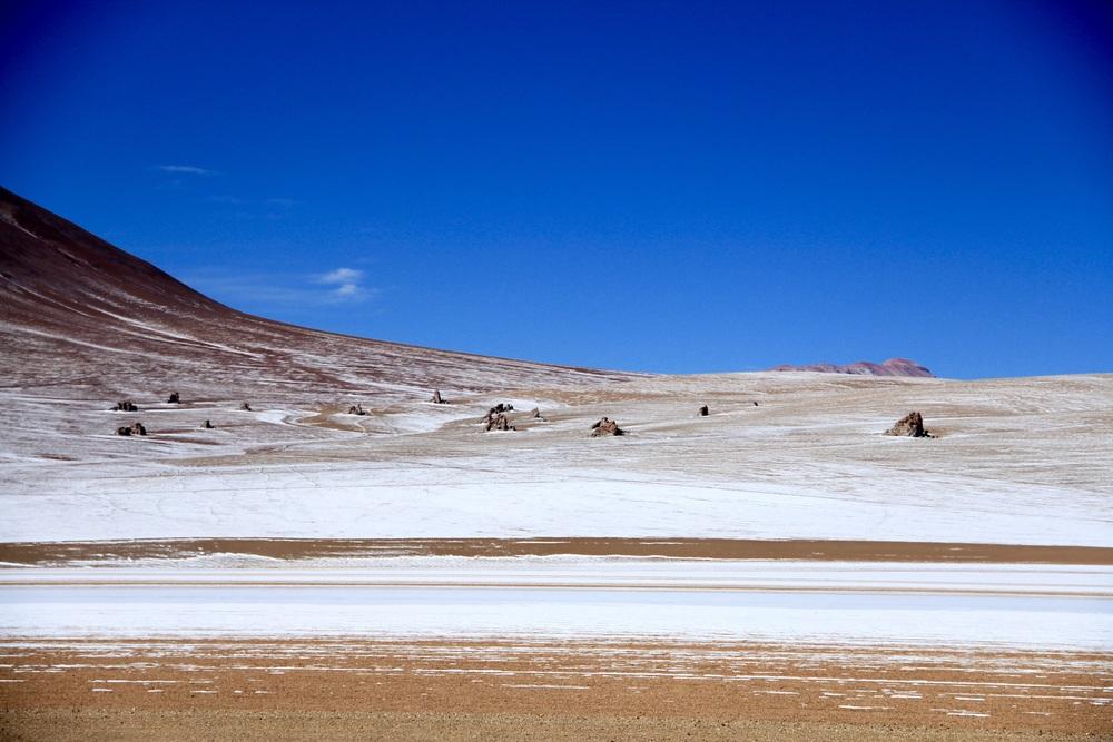 Deserto di Dalì - Bolivia