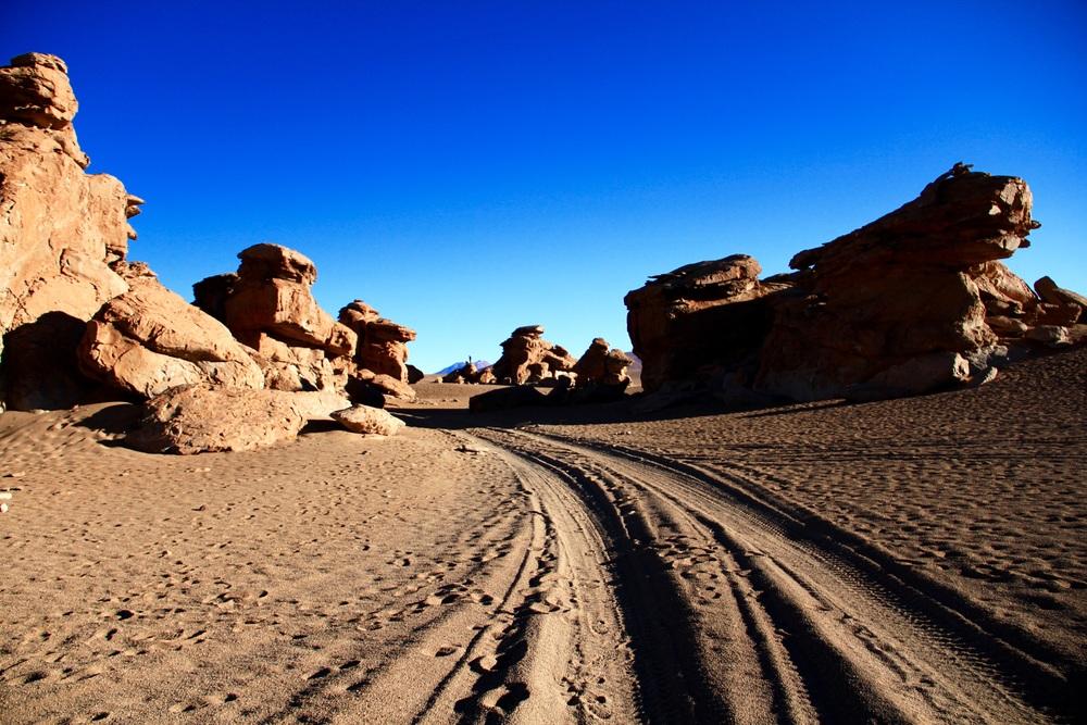 Desert, Bolivia