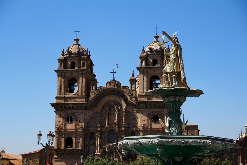 Plaza de Armas, Cuzco - Perù
