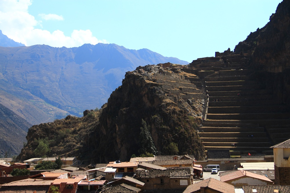 Ollantaytambo - Valle Sagrado, Perù