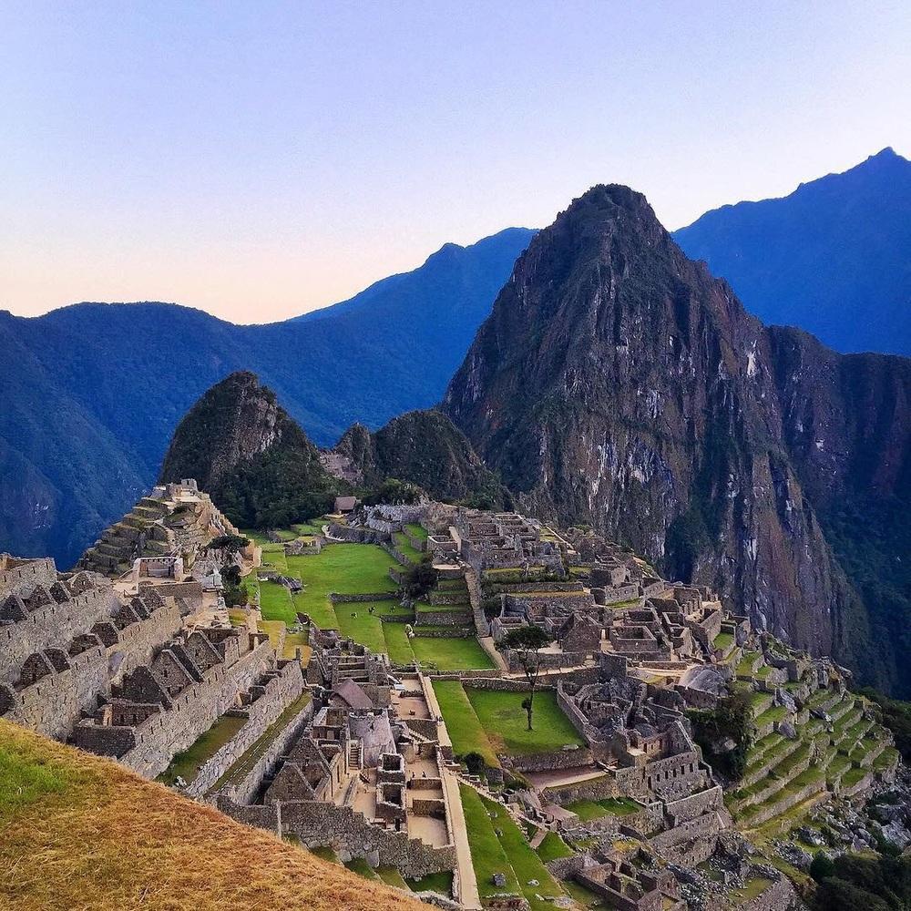 Machu Picchu, Perù