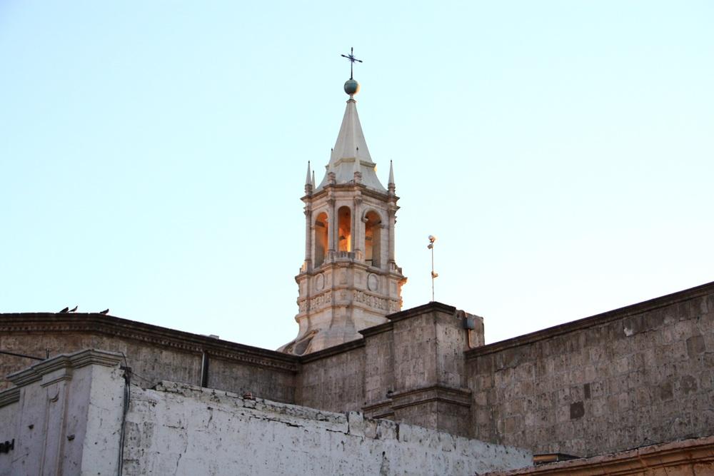 Arequipa, Perù.