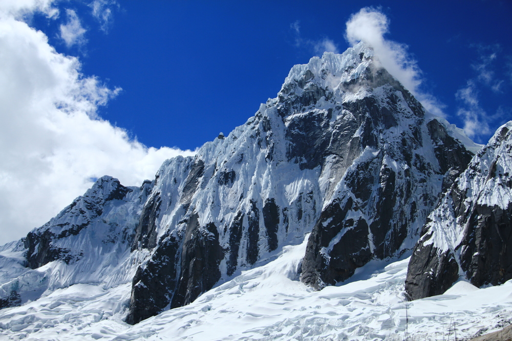 Mount Taulliraju - 5830 mt.