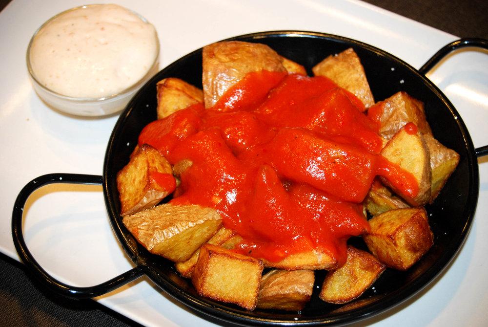 Patatas CasaMaría