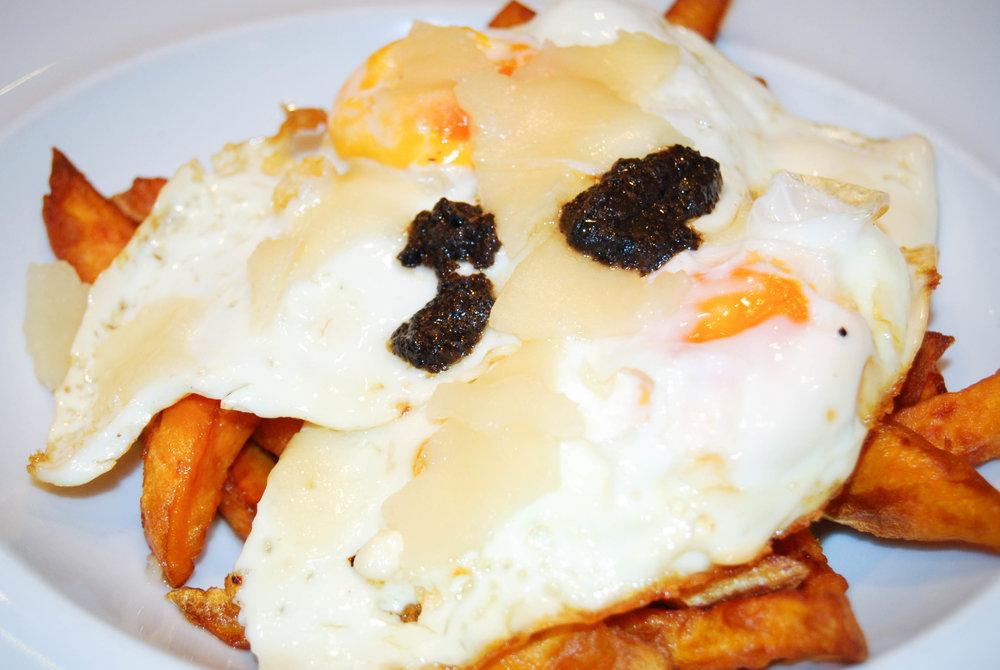 Huevos rotos CasaMaría