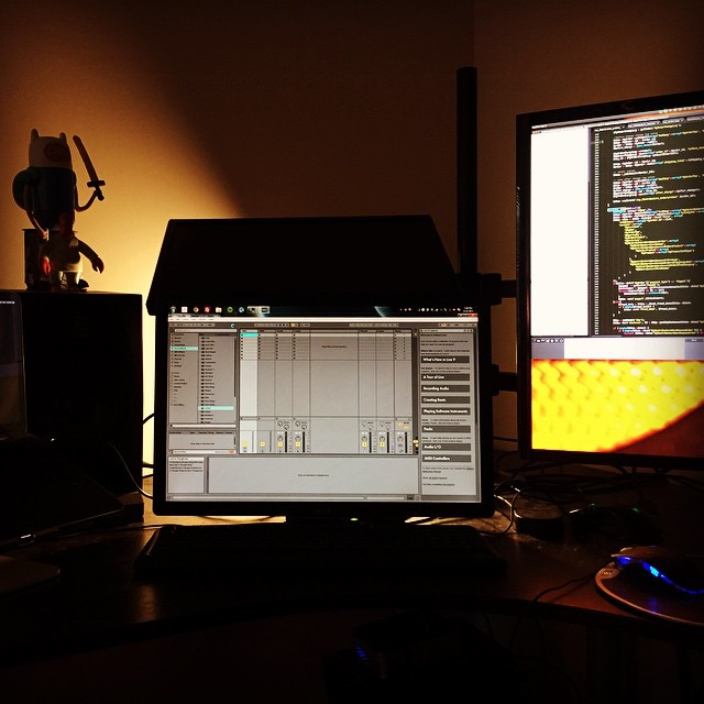 My Friday night studio ritual is finally back in action now that I'm settled in Philly. The Map EP2 is going to be amazing. We haven't even started but It's one of those things you just know without a shred of doubt. Get it on!
