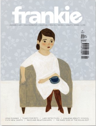 Frankie magazine, Australia  issue 52 Mar/Apr 2013