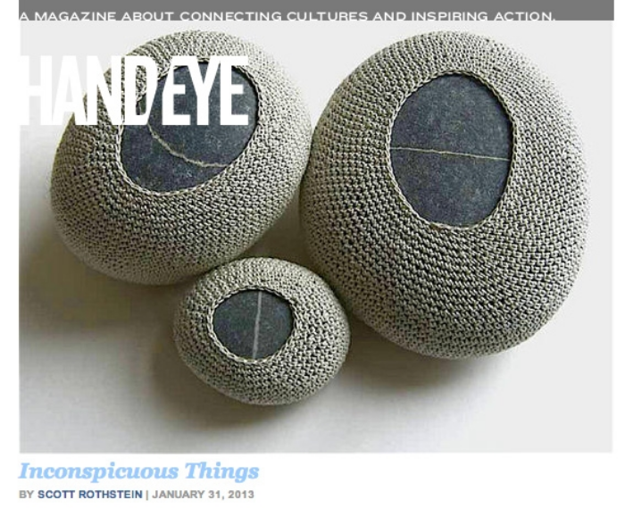 Hand/Eye  magazine,  online journal,  USA Jan 2013