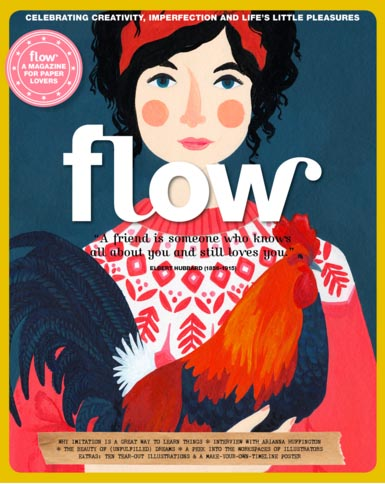 Flow International  magazine  Netherlands, www.flowmagazine.com issue 11, autumn 2015