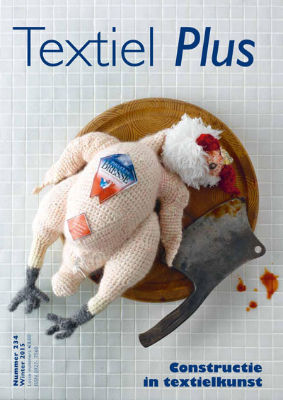 Textiel Plus  magazine  Netherlands issue 234, winter 2016
