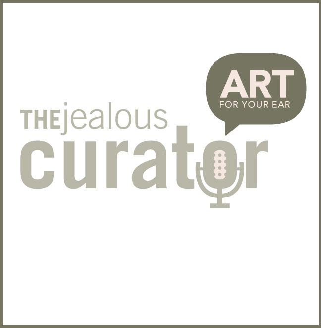 The Jealous curator  podcast May 2016