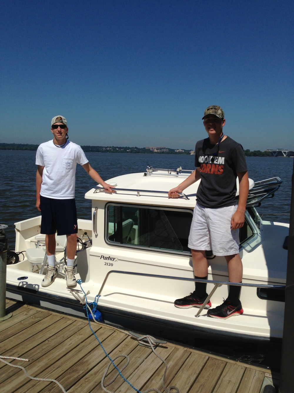 colin and greg on boat.JPG