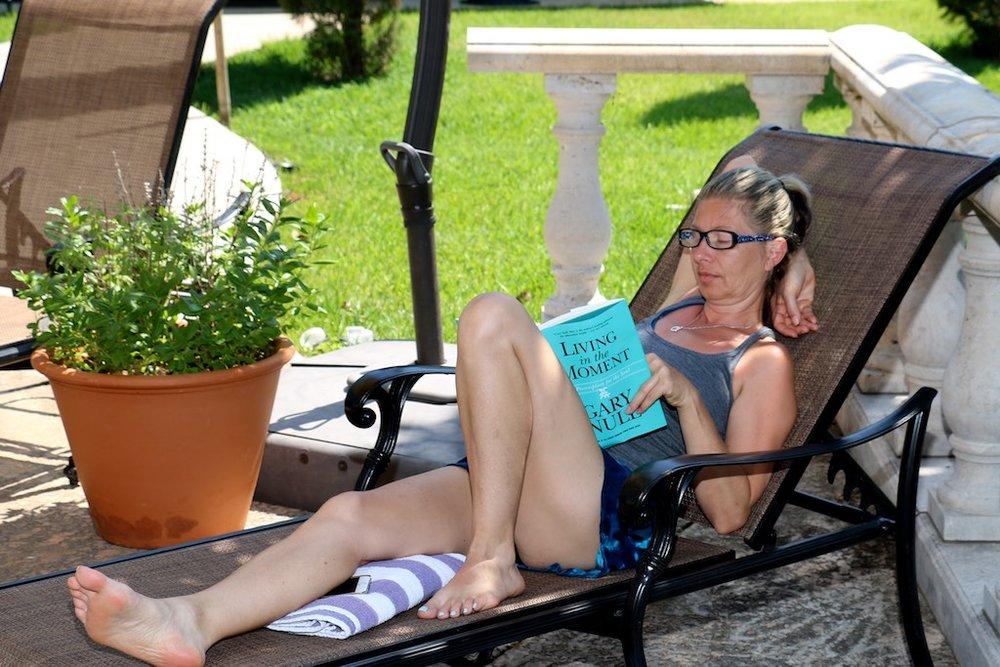 Journaling & Relaxing
