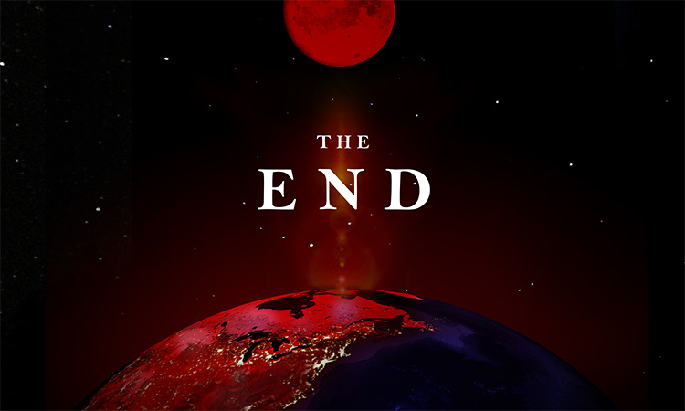 The End - Revelation - November 2015