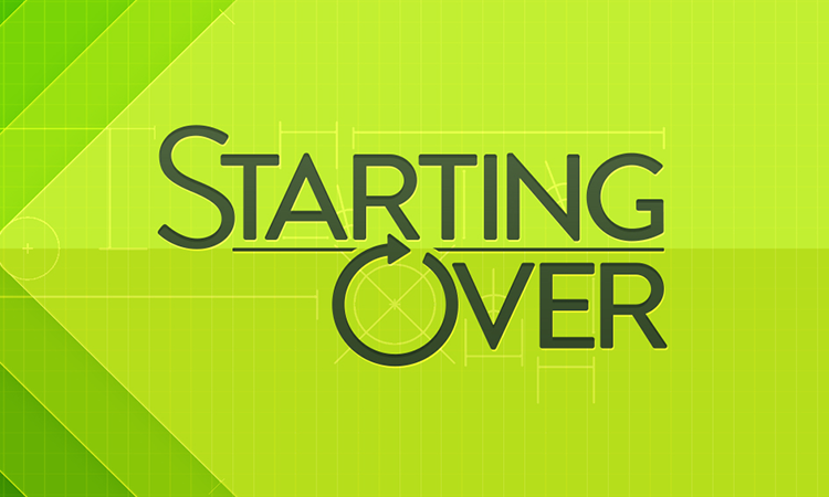 Starting Over - January 2016