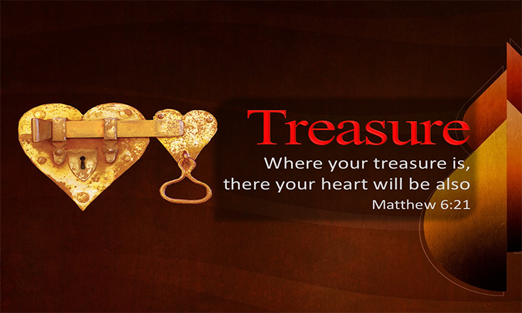 Treasure - October 2016