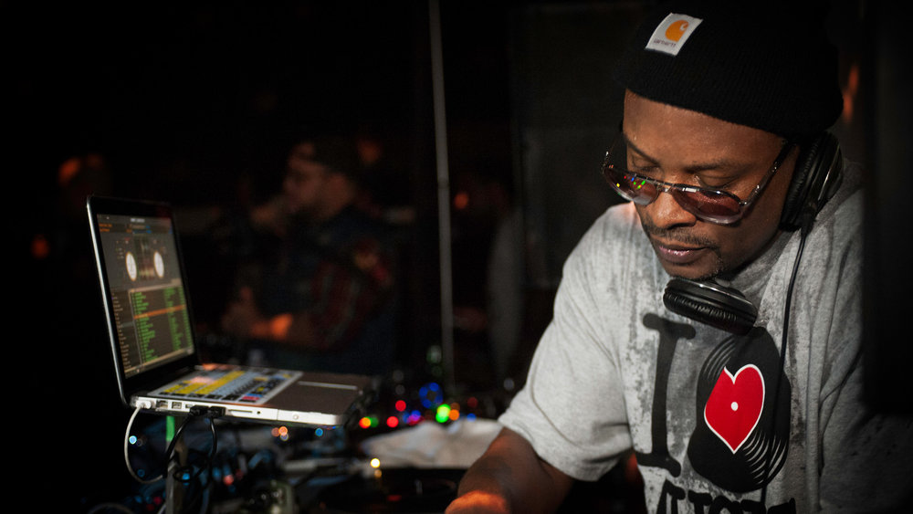 Vinyl Destination - DJ Jazzy Jeff