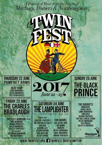 Twinfest Northampton