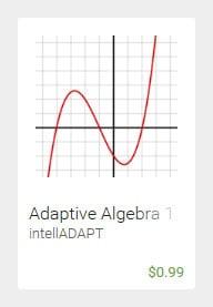 Adaptive Algebra 1